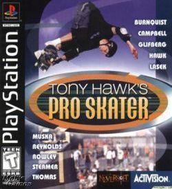 Tony Hawk S Pro Skater [SLUS-008.60] ROM