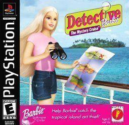 Barbie - Detective - The Mystery Cruise [SLUS-01221]