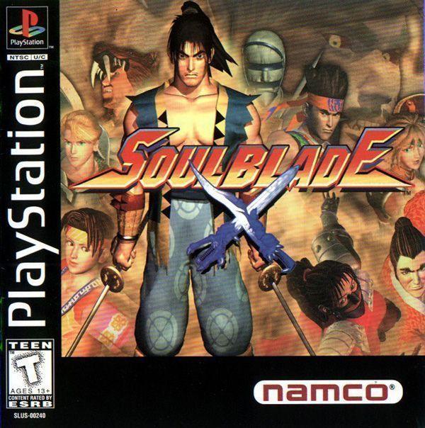 Soul Blade [SLUS-00240]
