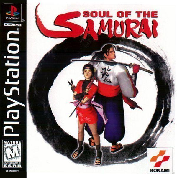 Soul Of The Samurai [SLUS-00822]