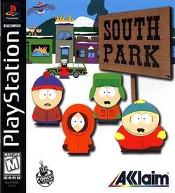 South Park [SLUS-00936] ROM