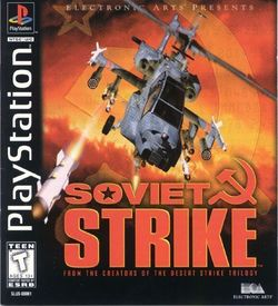 Soviet Strike [SLUS-00061] ROM
