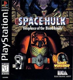 Space Hulk Vengeance Of The Blood Angels [SLUS-00205] ROM