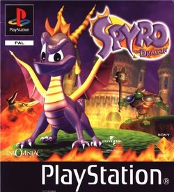 Spyro The Dragon 2 Ripto S Rage [SCUS-94425] ROM