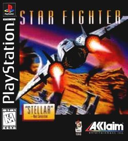 Star Fighter [SLUS-00241] ROM