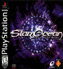 Star Ocean The Second Story DISC1OF2 [SCUS-94421] ROM