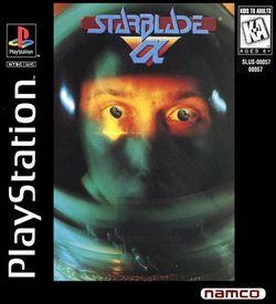 Starblade Alpha [SLUS-00057] ROM