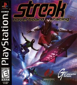 Streak Hoverboard Racing [SLUS-00629] ROM