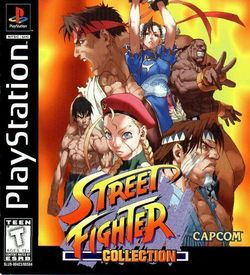 Street Fighter Collection DISC2OF2 Street Fighter Alpha 2 Gold [SLUS-00584] ROM