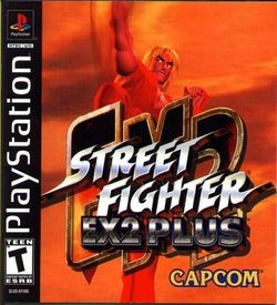 Street Fighter EX2 Plus [SLUS-01105] ROM