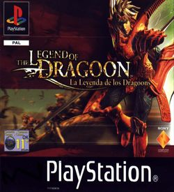 Legend Of Dragoon CD2 ROM