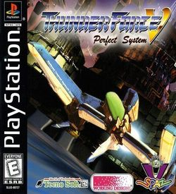 Thunder Force V Perfect System [SLUS-00727] ROM