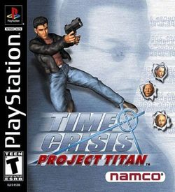 Time Crisis II Project Titan [SLUS-01336] ROM