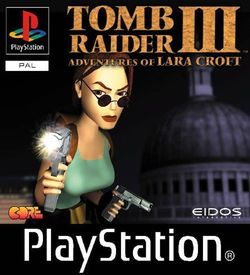 Tomb Raider 3 Adventures Of Lara Croft [SLUS-00691] ROM