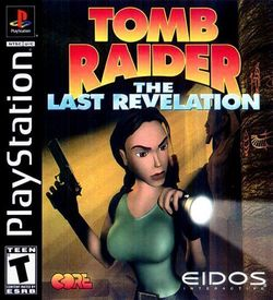 Tomb Raider 4 The Last Revelation [SLUS-00885] ROM