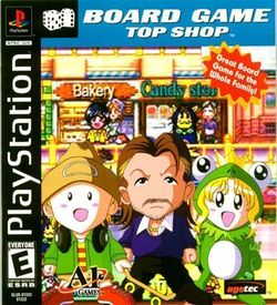 Top Shop [SLUS-01333 Bin Cue] ROM