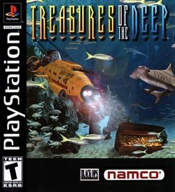 Treasures Of The Deep [SLUS-00430] ROM