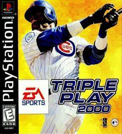 Triple Play 2000 [SLUS-00827] ROM
