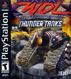 Wdl World Destruction League Thunder Tanks [SLUS-01175] ROM
