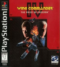 Wing Commander IV The Price Of Freedom DISC1OF4 [SLUS-00270] ROM