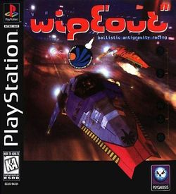 Wipeout [SCUS-94301] ROM