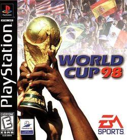 World Cup 98 [SLUS-00644] ROM
