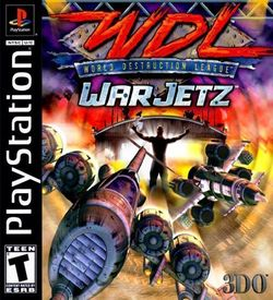 World Destruction League War Jetz [SLUS-01247] ROM