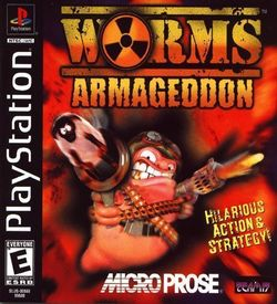 Worms Armageddon [SLUS-00888] ROM