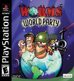 Worms World Party [SLUS-01448] ROM