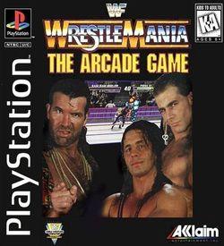 Wwf Wrestlemania The Arcade Game [SLUS-00013] ROM