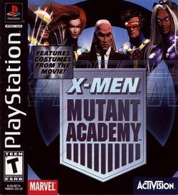 X Men Academy [SLUS-007.74] ROM