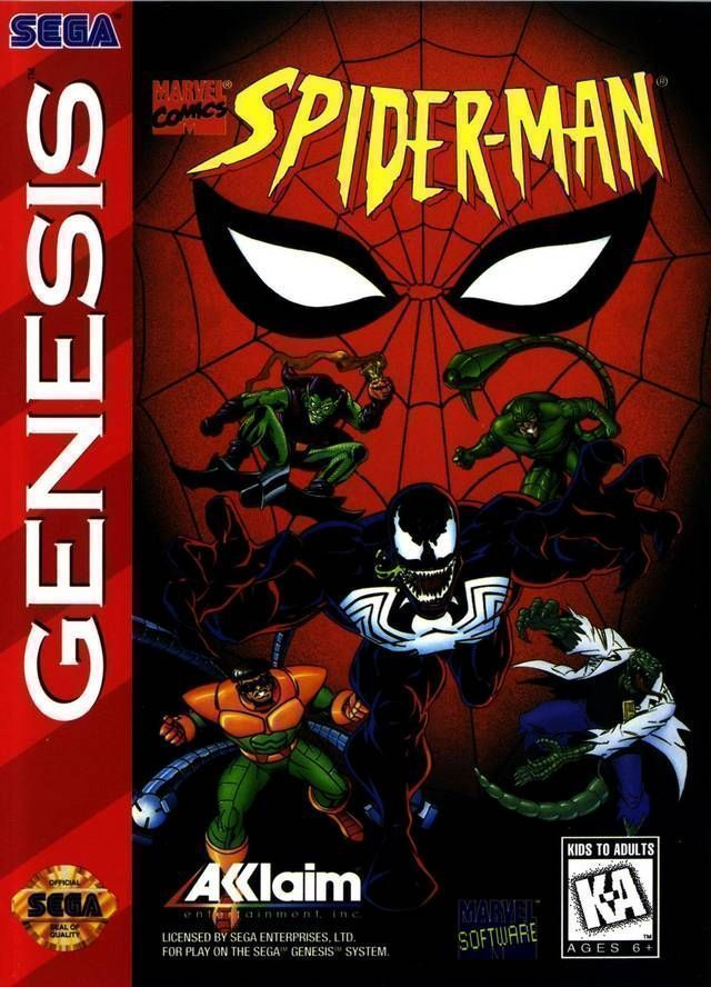 Spider-Man - The Animated Series (JUE)