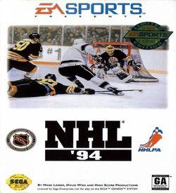 NHL Hockey 94 ROM