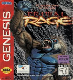 Primal Rage 32X ROM