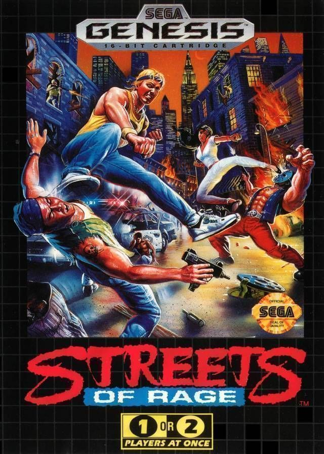 Streets Of Rage (JUE) (REV 00)