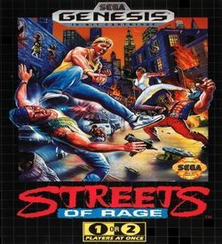 Streets Of Rage (JUE) (REV 00) ROM