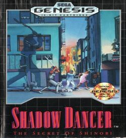 Shadow Dancer (JUE) [b1] ROM
