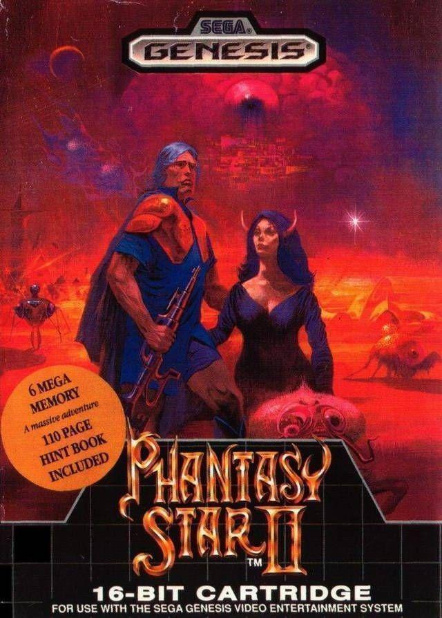 Phantasy Star II (REV 02)