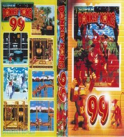 Super Donkey Kong 99 (Unl) ROM