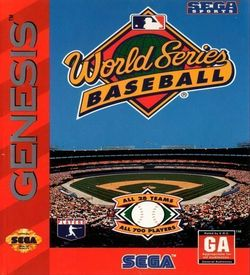 World Series Baseball ROM