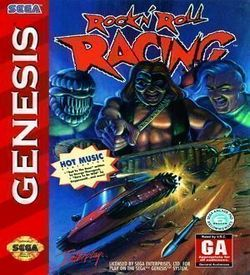 Rock N' Roll Racing ROM