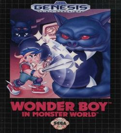 Wonder Boy In Monster World ROM