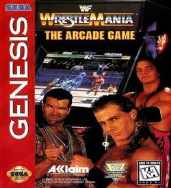 WWF Wrestlemania Arcade (Sep 1995) ROM