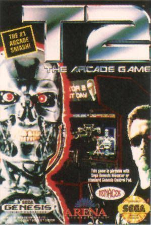 Terminator 2 - The Arcade Game (JUE)