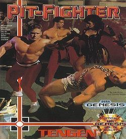 Pit Fighter (UJE) (Oct 1991) ROM