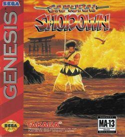 Samurai Shodown ROM