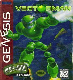 Vectorman ROM