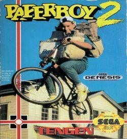 Paperboy 2 (JUE) ROM