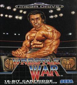 Wrestle War (JE) ROM