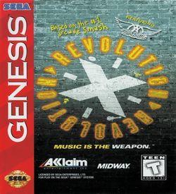 Revolution X ROM